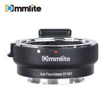 Commlite CM-EF-NEX AF Lens Mount Adapter for Canon EF/EF-S Lens to Sony E-mount