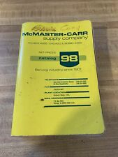 McMaster-Carr Supply Company Catalog 98~1992