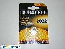 BATTERIA DURACELL CR2032