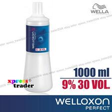 Wella Welloxon Perfect Creme Developer Hair 1000ml 9% 30 VOL