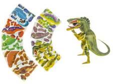 50 x 3D Dino Puzzle Geburtstag Mitgebsel Tombola Kinder Schule Kindergarten KITA