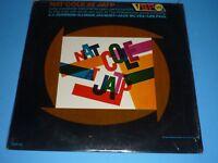 """""""NAT COLE AT JATP"""" - RECORD ALBUM LP - VSP VERVE - VSP-14 - IN SHRINK"""
