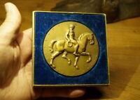 seltene alte Medaille Österreichisches Bundesheer 1929 H.K. Scholz Sammlerstück