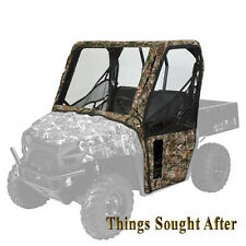 CAMO CAB ENCLOSURE for MIDSIZE 2017 POLARIS RANGER ETX & 500 & 570 EFI EPS & EV