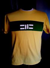 Rare M Cavalera Conspiracy 2011 Tour T Shirt Yellow Brazilian Sepultura Soulfly