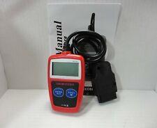Car Automobile Computer Code Diagnostic Reader Scanner Tech Tool OBDII OBD2 EOBD