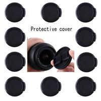 50pcs 34mm Pinch Snap-on Lens Front Cap Cover for Nikon Canon Sony Camera