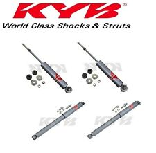 NEW 4-KYB Gas-a-Just® Gas Shock Absorber's ****2-Front & 2-Rear****