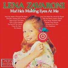 Lena Zavaroni - Ma He's Making Eyes at Me [New CD]
