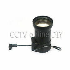 "F1.6 1/3"" CS Mount 5.0-100mm Auto IRIS Manual Varifocal Zoom Lens for CCTV Camer"