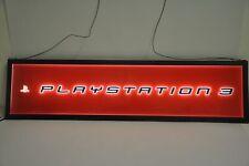 Playstation 3 Sign Display - Playstation 3 - PS3