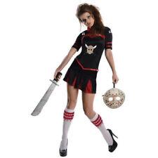 Jason Cheerleader Friday the 13th Adult Costume Halloween Rubies Sexy