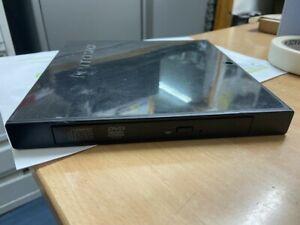 Lenovo Ultra Slim USB External CD/DVD Drive with integrated 2-Port USB 2.0 HUB