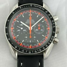 Omega Speedmaster Refurbished Rebuild Racing dial All omega original parts