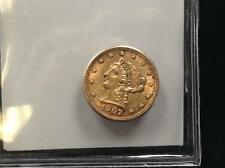1907 $2.50 Liberty Gold Coin Better Condition Lot 132