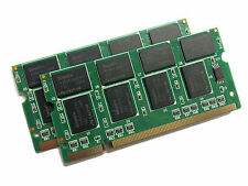 2GB 2 x 1GB PC2700 SO-DIMM IBM THINKPAD T41 T42 T41p T42p X31 X32 X40 RAM Memory