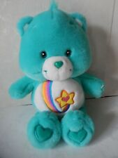 Care Bear 2004 Thanks-A-Lot - Talking Plush Vgc (Play Along) collectable