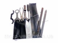 Werkzeug Satz/Tasche mit Werkzeugsatz (groß) für Dnepr Ural set instrument