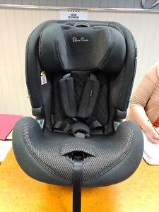 Silver Cross Balance iSize  Group 1/2/3 Car Seat - Donnington Black