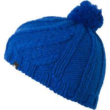 New Womens DC SHOES Buvk Beanie Hat Cap Snow Snowboard Ski Blue Winter Warm NWT