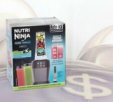 Nutri Ninja Blender with FreshVac Technology BL580 New