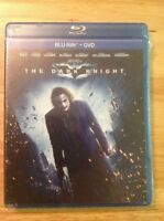 The Dark Knight (Blu-ray Disc, 2008, 2-Disc Set) New Authentic US RELEASE