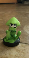Splatoon Green Inkling Squid Amiibo Nintendo Wii U Switch