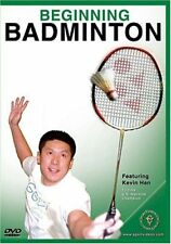 Beginning Badminton Instructional DVD