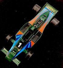 "Vintage F1 Polfi Toys Formula 1 Car Racing Diecast 4"" Lotus Tissot Essex"