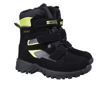 Chill Kids Winter Waterproof Boot - Black RRP£49.99 UK1 EU33 JS26 38
