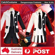 Danganronpa Dangan Ronpa Monokuma Black & White Bear Cosplay Costume Full Set