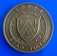 "#0249# Belgique: Médaille en bronze ""STAD TIELT"""