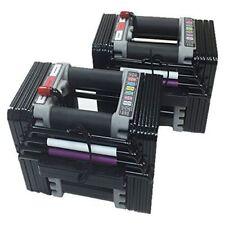 New PowerBlock Elite 5-50 lb Set (pair)