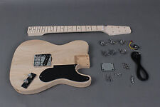 SNAKE HEAD Tele Electric Guitar DO IT YOURSELF KIT