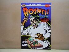 ROSWELL - LITTLE GREEN MAN #3 of 6 BONGO COMICS 9.0 VF/NM Uncertified 1996