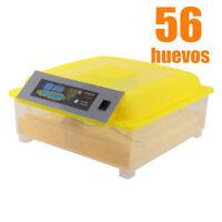 Ridgeyard Automatique Couveuse 56 oeufs Incubateur Digital Machine à Couver
