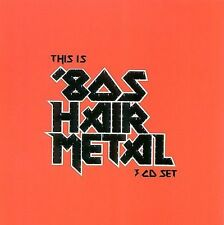 NEW This Is 80's Hair Metal (Audio CD)