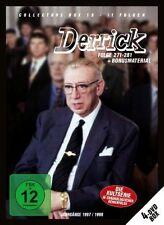 5 DVDs * DERRICK - COLLECTOR'S  BOX 19 | HORST TAPPERT - FINALE BOX  # NEU OVP