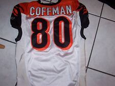 Bengals Game Used / Issued  Jersey ( Chase Coffman )