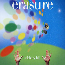 ERASURE Solsbury Hill CD 3 track b/w Tell It To Me & Searching (UK) CD Import