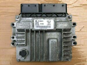 VAUXHALL ANTARA 2.2 CDTI 4X4 ENGINE ECU 25189813 A22DM