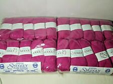 1000 gm Sirdar Snuggly Baby Double Knit WOOL YARN Job lot # 121