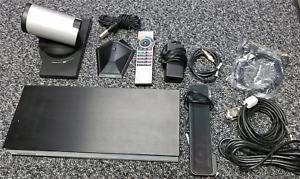 video Conferencing tandberg/Cisco edge 75 kit tested