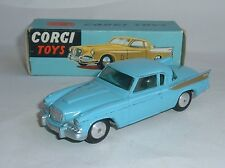 "Corgi Toys No. 211, Studebaker ""Goldern Hawk"" - Superb Near Mint"