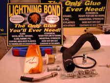 * Lightning Bond Glue © 10gm - The Only Glue You'll EVER Need * 3 YR-NO DRY UP *