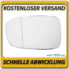 Spiegelglas für SUZUKI LIANA 2001-2007 links Fahrerseite asphärisch