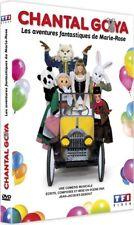 CHANTAL GOYA - LES AVENTURES FANTASTIQUES DE MARIE-ROSE [DVD] - NEUF