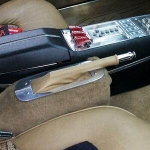 10 inch Floor Mount Emergency Hand Brake Kit custom hot rod muscle rat pickup