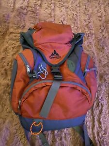 Vaude backpack and accessories