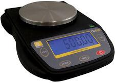 JScale TB500 500g / 0,01g Jennings Präzisionswaage Digitalwaage Feinwaage Waage